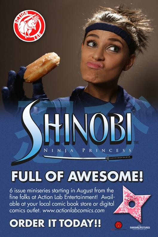 Shinobi Ad 2