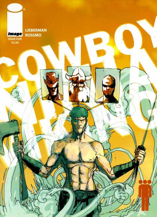 Cowboy Ninja Viking cover