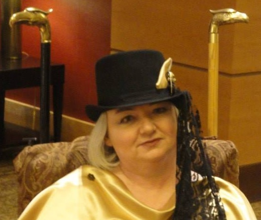 Jayne from steamcon
