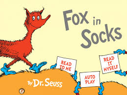 Fox and Socks