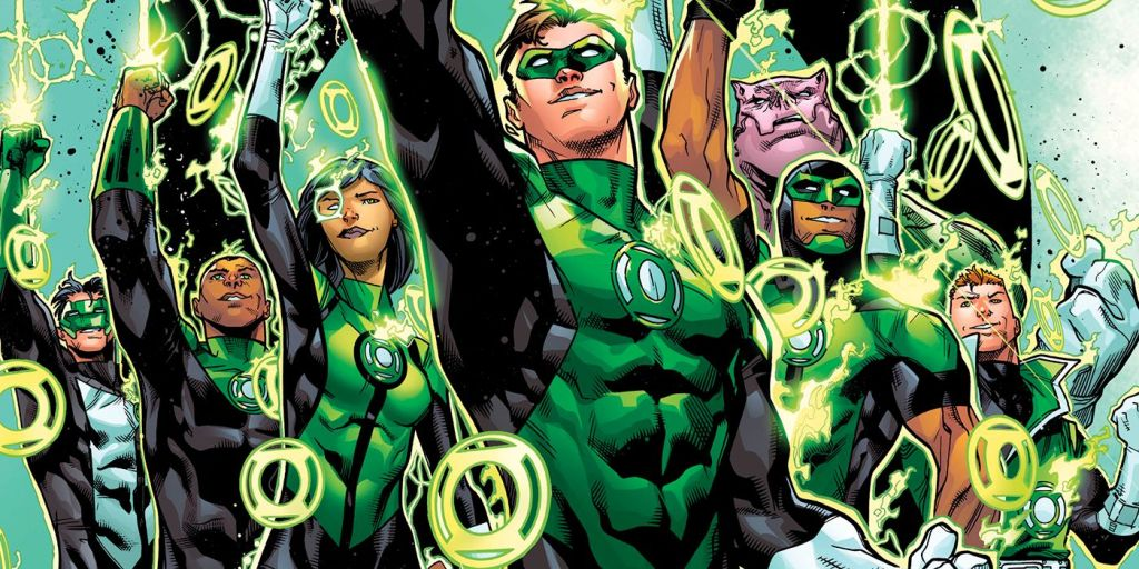 In brightest day we impose our will...